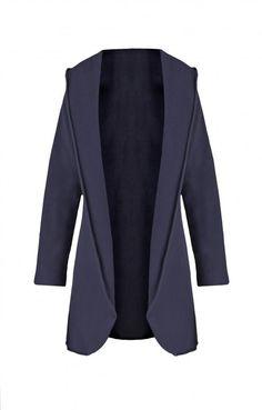 Γυναικεία ζακέτα με κουκούλα   Ζακέτες - Πανωφόρια - Γυναίκα   Quelque Chose, Blazer, Jackets, Fashion, Down Jackets, Moda, Fashion Styles, Blazers, Fashion Illustrations