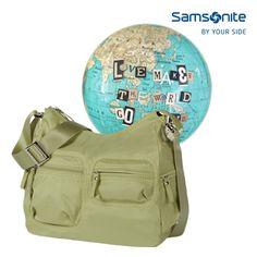 Samsonite Move pratica e leggera