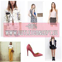Outletconcept: Designer sales voor Dames, heren en kinderen -- 19/04-30/04