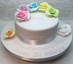 Pastel Colours, Special Birthday, Crafty, Facebook, Cake, Desserts, How To Make, Vintage, Food
