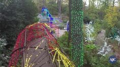 Christmas 2017 events in Atlanta include popular holiday light displays  at Lake Lanier Islands, Callaway Gardens, Stone Mountain and Lights of Life.