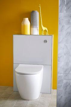 Lustre toilet unit from Utopia Bathrooms. Fitted Bathroom Furniture, Toilets, Bathrooms, The Unit, Range, Cluster Pendant Light, Cookers, Bathroom, Full Bath