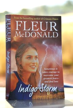 """""""Indigo Storm heralds a whole new experience for her readers – and while the descriptions of rural Australia remains as clear and evocative as ever, she also explores some of the darker sides of life such as domestic violence and crime. Indigo Storm takes the reader through the healing process of Eliza after she escapes her controlling and abusive husband Dominic.I greatly enjoyed Indigo Storm – racing through it to see what would happen next."""""""