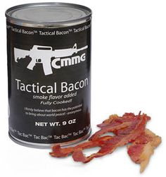 The perfect zombie apocalypse survival rations. Don't act like you wouldn't be chowing down.