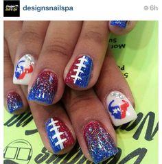 Houston Texans Pinterest Nails And