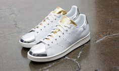 Adidas Stan Smith Punta Oro
