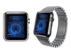 12 sweet looking Apple Watch app designs