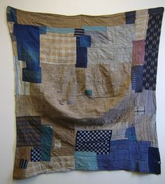 Boro Furoshiki (wrapping cloth)