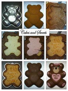 Cakes and Sweets: Steg för steg