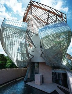 Fondation Louis Vuitton por Frank Gehry. Fotografía © Fondation Louis Vuitton / Louis-Marie Dauzat.