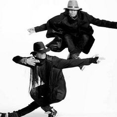 Les Twins: World's Greatest Street Dance Act? [Full Video At: http://dnce.co/1wHGTIJ]
