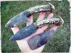 How to Make Stone Blades for Wilderness…