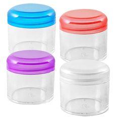 2 oz. Clear Jar