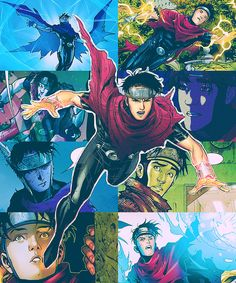 My name is Billy Kaplan, but in the field I'm called Wiccan.