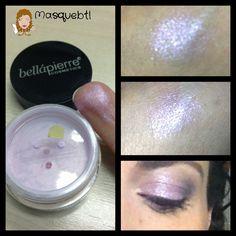 Masquebtl: He probado: pigmento de Bellapierre Cosmetics