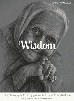 Do you think the same about your granny? #Nuances #Wisdom http://nuances.co/n/nuance/54eb0c8c0358514d339a3dc0