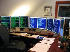 Escritorio programador