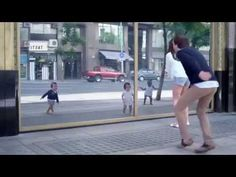 Baby - New Funny Evian Commercial - YouTube