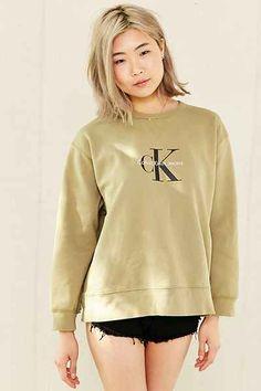 Vintage Calvin Klein Pullover Sweatshirt
