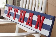 """diy red white and blue 