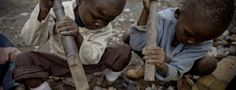A New Report by the Amnesty International states Apple Computer and Microsoft are Using Batteries Made With Cobalt Mined By 7-Year-Old Children In The  Democratic Republic of the Congo