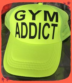 Gorra adicto al gimnasio ! Lupita Contreras · Gorras para fiesta ! 2d782856962