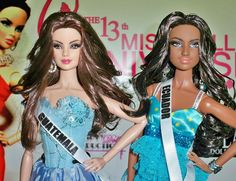 Miss Doll Universe 2015 contestants qw