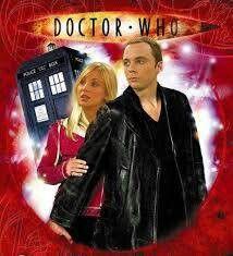 The Big Bang Theory meets Doctor Who
