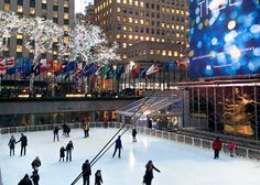 Guía completa de las Navidades en Nueva York Rockefeller Center