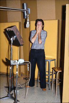 "#PaulMcCartney, ""Ram"" sessions. #music #musica #Beatles"