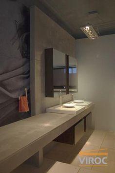 Interior Exterior, Interiores Design, Loft, Flooring, Mirror, Bathroom, Furniture, Home Decor, Studio
