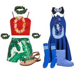 25 best ideas about lilo and stitch costume on - namenlos - Stitch Halloween Costume, Lilo And Stitch Costume, Cute Group Halloween Costumes, Cute Costumes, Halloween Outfits, Teen Costumes, Stitch Costume Diy, Bff Costume Ideas, Grease Costumes