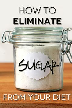 How To Eliminate Sugar From Your Diet - 3 easy tips to help you get started taking better care of your health and creating a stronger, leaner body.