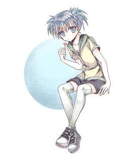 Akabane Karma/Shiota Nagisa Nagisa And Karma, Nagisa Shiota, Assasination Classroom, Me Me Me Anime, Assassin, Anime Boys, Cute Anime Guys, Anime Girls, Drawings