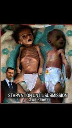 Baby killer Assad #syria