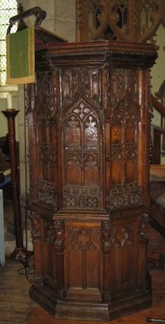 The History of Christianity in 25 Objects: Wycliffe's Pulpit