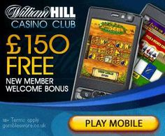 William Hill Casino Comes With Impressive Mobile Games - William Hill, Played Yourself, Casino Bonus, Mobile Game, Games, Gaming, Plays, Game, Toys
