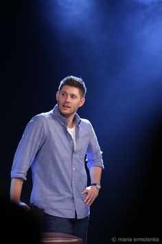 Oh my heavens, this is magical of Jensen.
