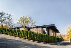 I/O Architects design a garden-oriented home in Bulgaria
