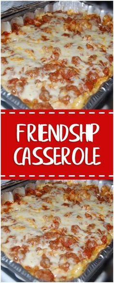 FRIENDSHIP CASSEROLE #whole30 #foodlover #homecooking #cooking #cookingtips
