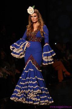 フラメンコ Flamenco Colección Más Gaviño que nunca por  Aurora Gaviño en  SIMOF 2013