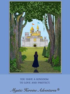 """""""You have a kingdom to love and protect."""" Cecile and The Spider Queen - Book Mystic Heroine Adventures. (( For the Princess in every Girl! Book Series, Book 1, Spider Queen, Fantasy Books, Every Girl, Mystic, Adventure, Love, Princess"""