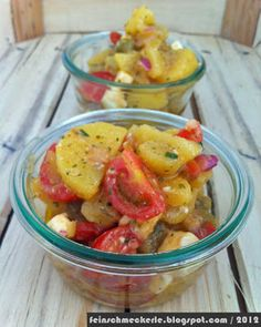 Grillbeilagen-Shooting-Star: mediterraner Kartoffelsalat