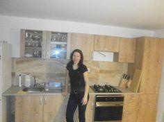 Poradca: Elena Predajnošová - kuchyňa Adela Kitchen Cabinets, Home Decor, Decoration Home, Room Decor, Cabinets, Home Interior Design, Dressers, Home Decoration, Kitchen Cupboards