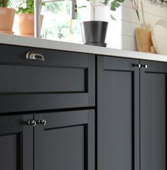 Best Ikea Lerhyttan Kök Pinterest Kitchens Grey Shaker 400 x 300