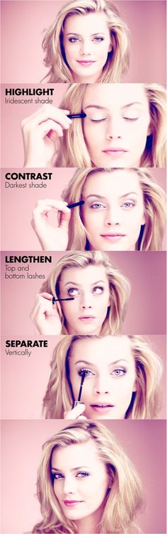 How To: Baby Doll Lashes