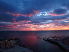 Livorno, Bagni Pancaldi e Terrazza Mascagni . Photo by Marco Garzelli