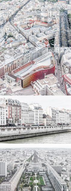 Toned-down Paris