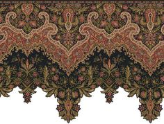 Ornate and Detailed Large Victorian Wallpaper Border or Frieze | eBay   Been looking for this one!!!!!