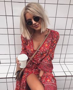 "9,525 mentions J'aime, 52 commentaires - Laura Jade Stone (@laurajadestone) sur Instagram : ""Boho vibes today Wearing @friendoffranki"""